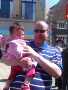Myself & Daughter Mei-an