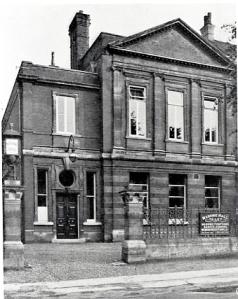 Sutton Masonic Hall - Hidden in Plain View