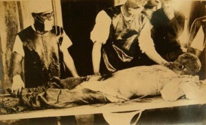Soviet POW Dissected Alive