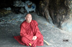 Dharma Master Xin Dao (心道法师)
