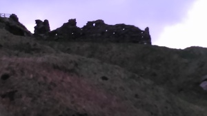 Tintagel Castle - Difficult Terrain to Attack