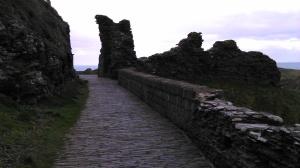 Ruins of 12th Century Castle