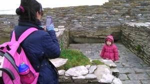 Gee & Mei-An in the Castle