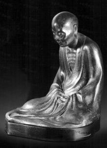 Bronze Statue of Hui Neng