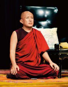 Dzongsar Jamyang Khyentse Rinpoche