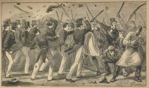 Chartist Riots - UK