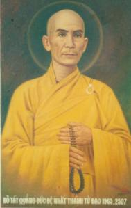 Thich Quang Duc - Buddhist Abbot