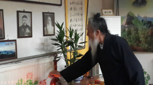 Daoist Priest from Tao Yuan Temple