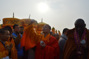 Eminent Monks from Around the World