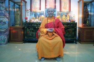 Dharma Master Ming Zheng