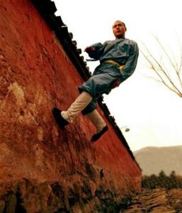 Wall Running