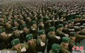 DPRK Soldiers Defy South Korea