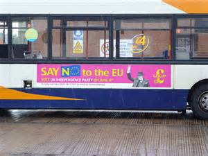 Stagecoach Supports Racist UKIP