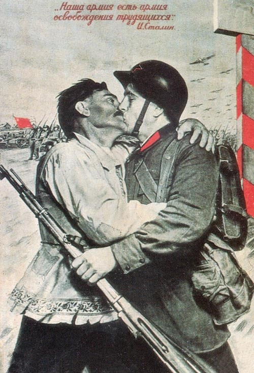 Stalin society homosexuality in christianity