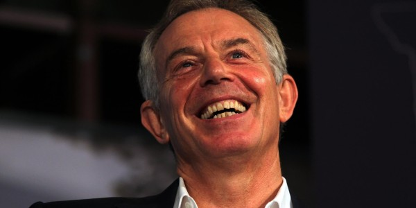 Tony Blair interview